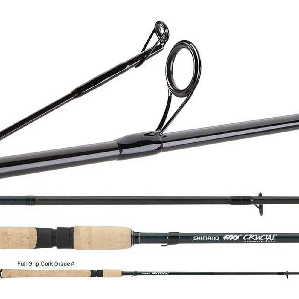 Shimano Crucial Spinning Rods